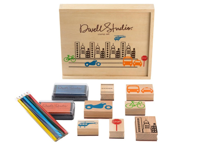 museum gift shops, gift guide, December 2012, CAMH, Dwell stamps