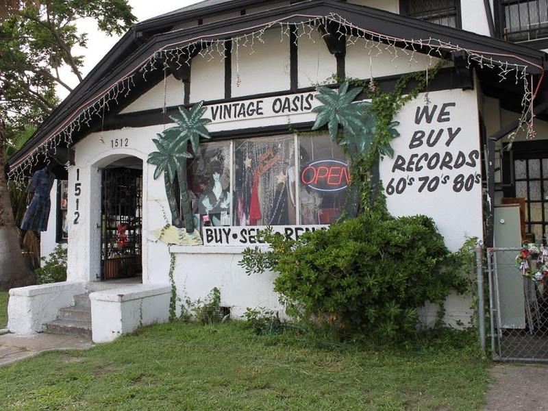 Montrose Houston Shopping Vintage Oasis Houston Shopping
