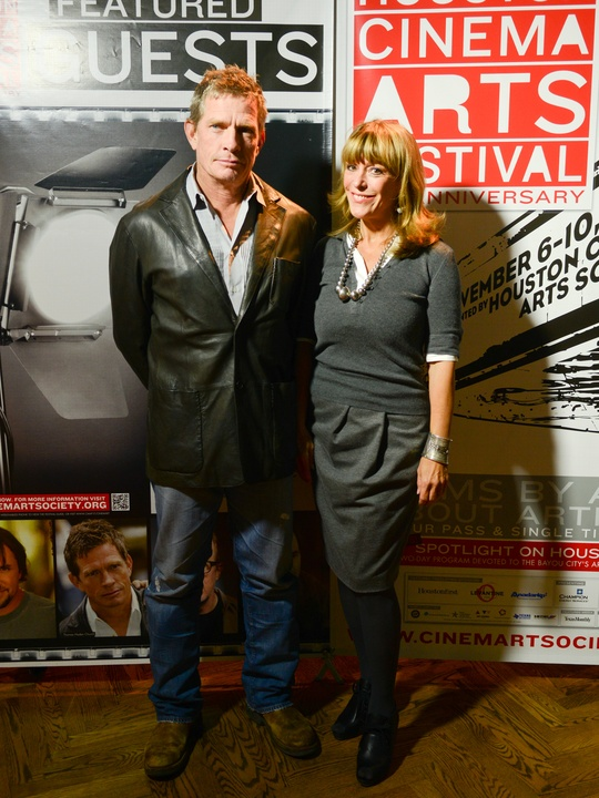 Houston Cinema Arts Festival recap November 2013 Thomas Haden Church_Franci Crane