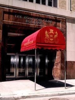 The Houston Club, The Houston Club Building