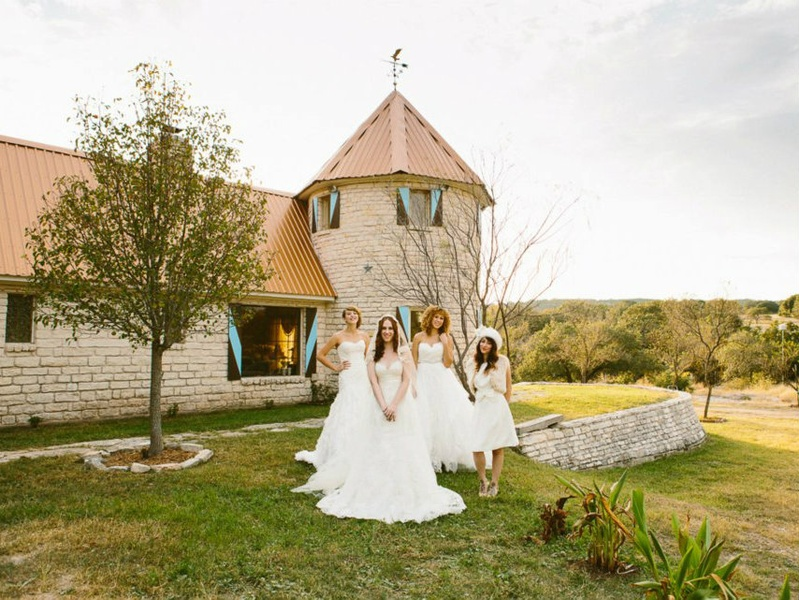 Slideshow 6 Exquisite Hill Country Venues For The Wedding Of Your Dreams