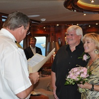 55 Shelby Renewing Vows in France June 2013 Keith Moore, John Eddie Williams, Sheridan Williams