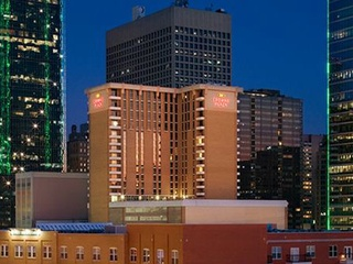 Crowne Plaza hotel in Dallas