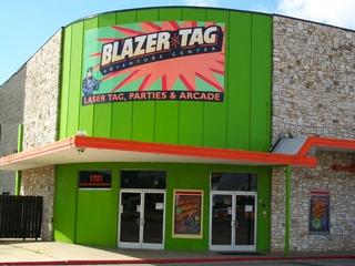 Blazer Tag exterior