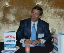Dallas attorney Bob Latham, author of Winners and Losers