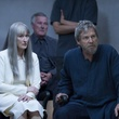 Meryl Streep and Jeff Bridges in The Giver