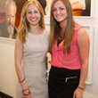 6 Christine Alivecto, left, and Brittany Leatherwood at Fall Market May 2014