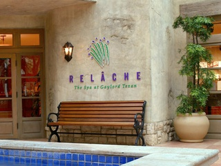Relache Spa at Gaylord Texan