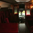 interior of Willie Nelson 1983 Eagle tour bus sold on Craigslist