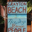 5 Katie Grayton Beach graffiti August 2013 Sounds perfect..
