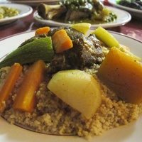 News_Ruthie_Casablanca Couscous and Grill_Couscous