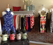 Michael where to shop right now Houston June 2013 Wildbloom Boutique