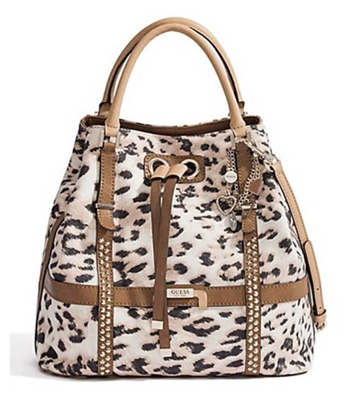 ef36627b6c Guess Animal Print Purse - New image Of Purse