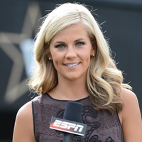 Samantha Ponder of ESPN