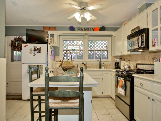 Kitchen at 3197 Westcliff Rd. in Fort Worth