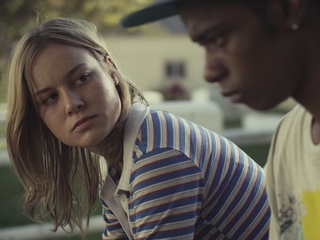 Brie Larson and Keith Stanfield in Short Term 12