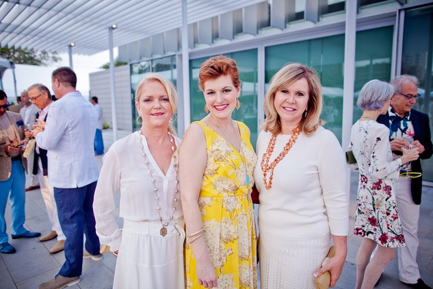 News, Shelby, Hermann Park Conservancy, Evening in the Park, April 2015, Chree Boydston, Katie Daggett, Cyndy Garza Roberts