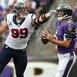 J.J. Watt Joe Flacco