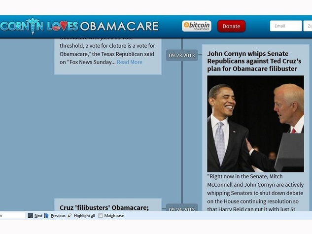 Photoshop controversy President Barack Obama with John Cornyn FAKE with Twitter background January 2014