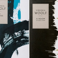 Austin Photo Set: Caitlin_redesigned book covers_dec 2011_virginia woolf