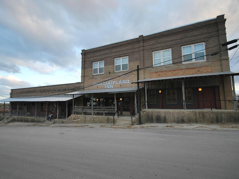 Old Coupland Inn & Dancehall