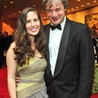 Amie Geary and Sergei Galperin at the Houston Symphony Wine Dinner March 2014