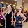 16 Tracy Ecklund, left, and Jackie Geaccone at Fashion Gene at Tootsies May 2014