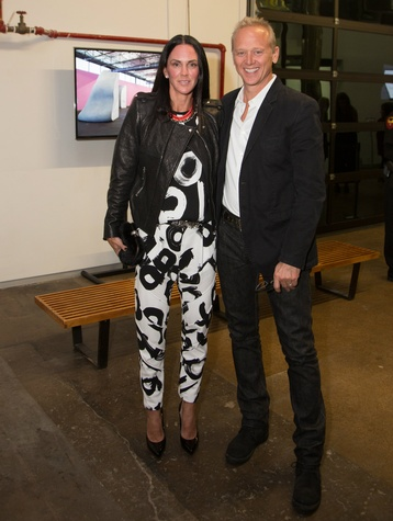 Stephanie Roberts, J.R. Roberts, dallas contemporary alive for 35