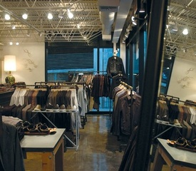 Austin Photo: Places_shopping_service_menswear_interior