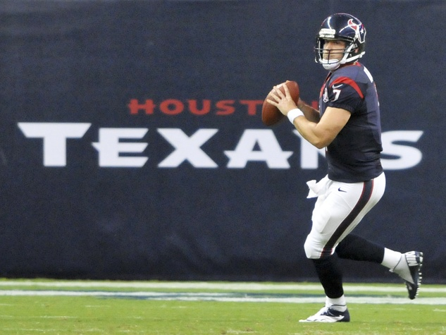 Case Keenum run Texans
