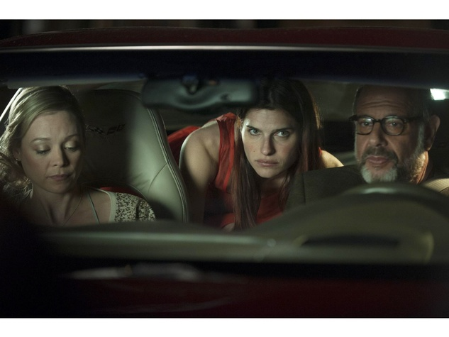 Alexandra Holden, Lake Bell, Fred Melamed In a World