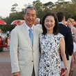 10 Anne and Albert Chao at Evening in the Park April 2014