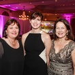 Kim Weill, from left, Megan Weill and Dr. Patricia Brock Howard at the Medical Bridges Gala September 2014