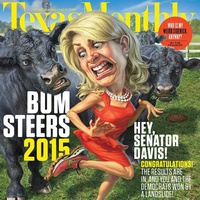 Texas Monthly Bum Steer