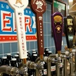 a selection of Independence Brewing Co. beers on tap