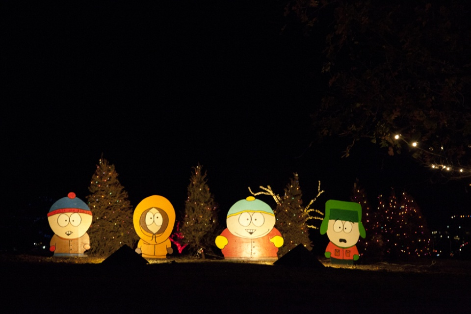 Austin Photo Set: Pages_trail of lights_dec 2012_1