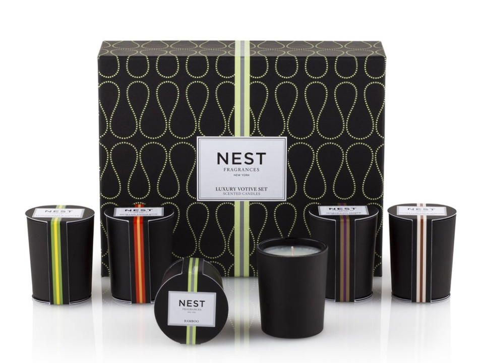 Nest mini votive gift set