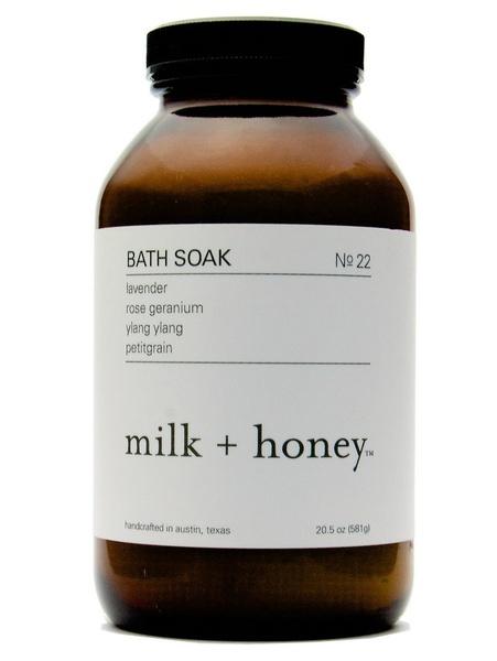 how to make a milk and honey bath