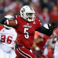 Teddy Bridgewater run