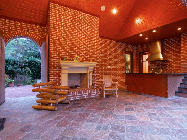 On the Market 2216 Chilton Road January 2015 patio BEFORE