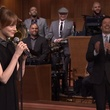 Emma Stone on Jimmy Fallon