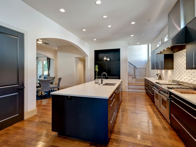 Kitchen at 3417 Villanova in Dallas