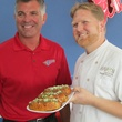 James Coney Island May 2013 James Coney Island President Darrin Straughan and Chef Randy Evans of Haven