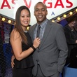 Danielle Martin, Adrian Martin Heart of a Warrior Casino Night