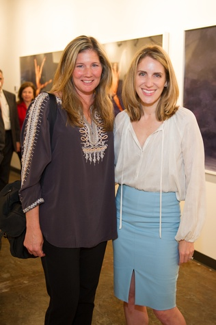 11 Julie McGarr, left, and Melina McCarty at Spring Market May 2014