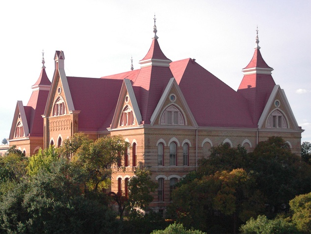 News_Texas State University_Old Main