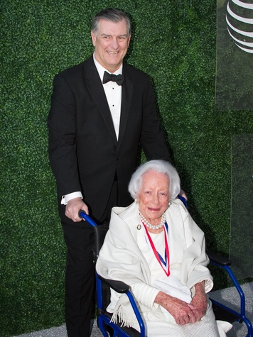 Texas Medal of Arts Awards 2015 Margaret McDermott