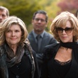 Debra Monk and Jane Fonda in This is Where I Leave You