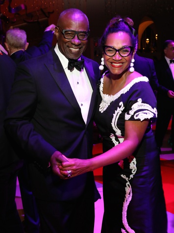 Houston, Society for the Performing Arts, April 2017, Gerald Smith, Anita Smith