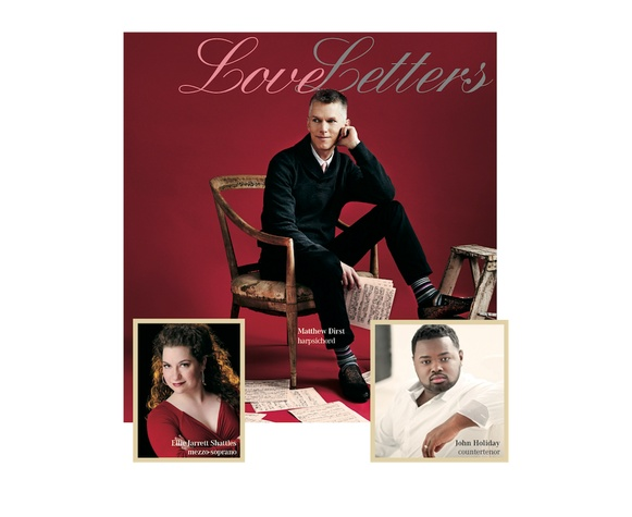 "2015 Houston Early Music Festival: Ars Lyrica presents ""Love Letters"""